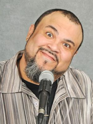 Squishy Man Comedian to Hire
